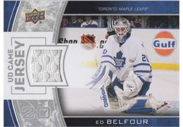 2013-14 Collecting Card Upper Deck Game Jerseys #GJEB